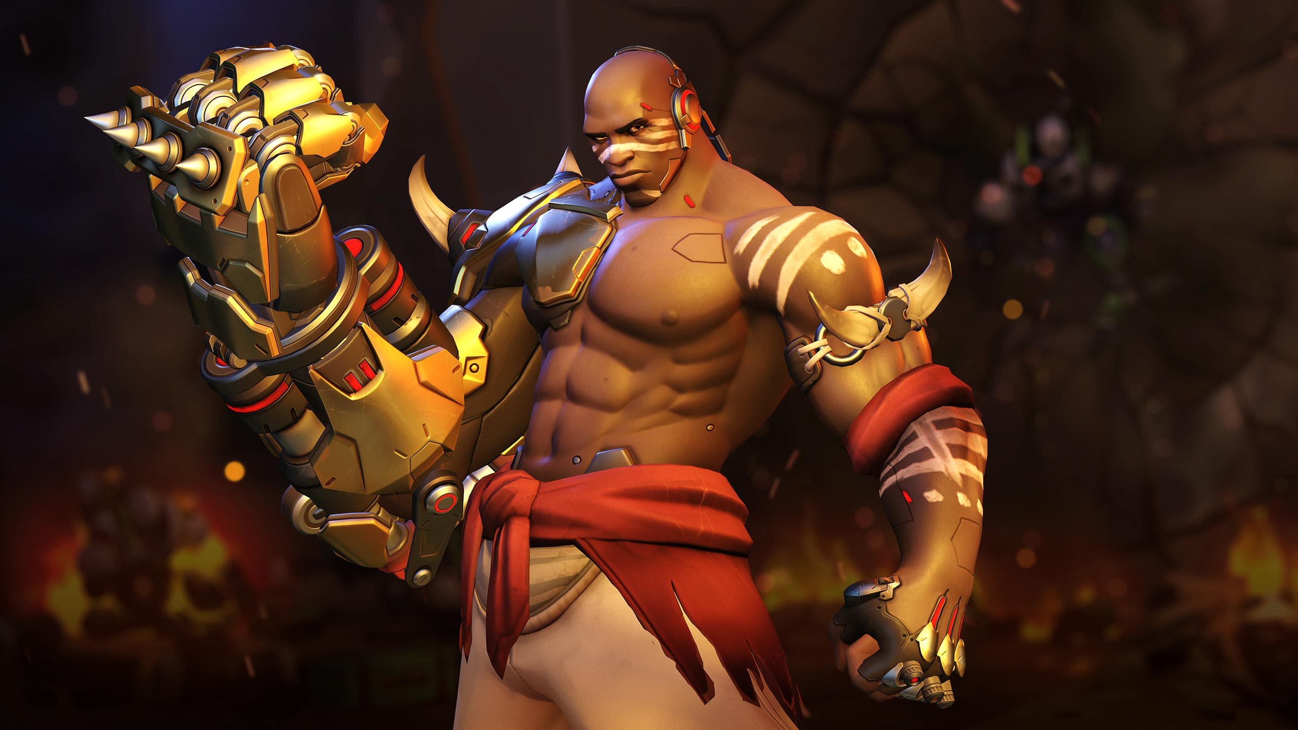 Overwatch Debuts Its Fourth New Hero Doomfist