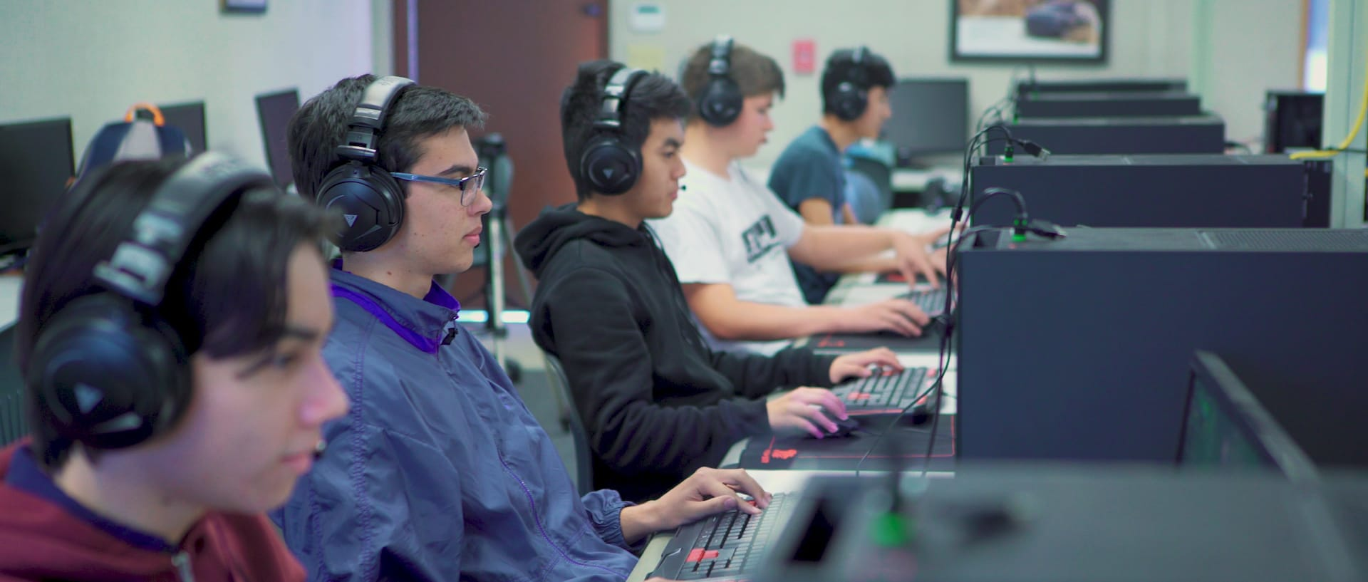 Image result for Video gaming becomes official after-school league at US high schools