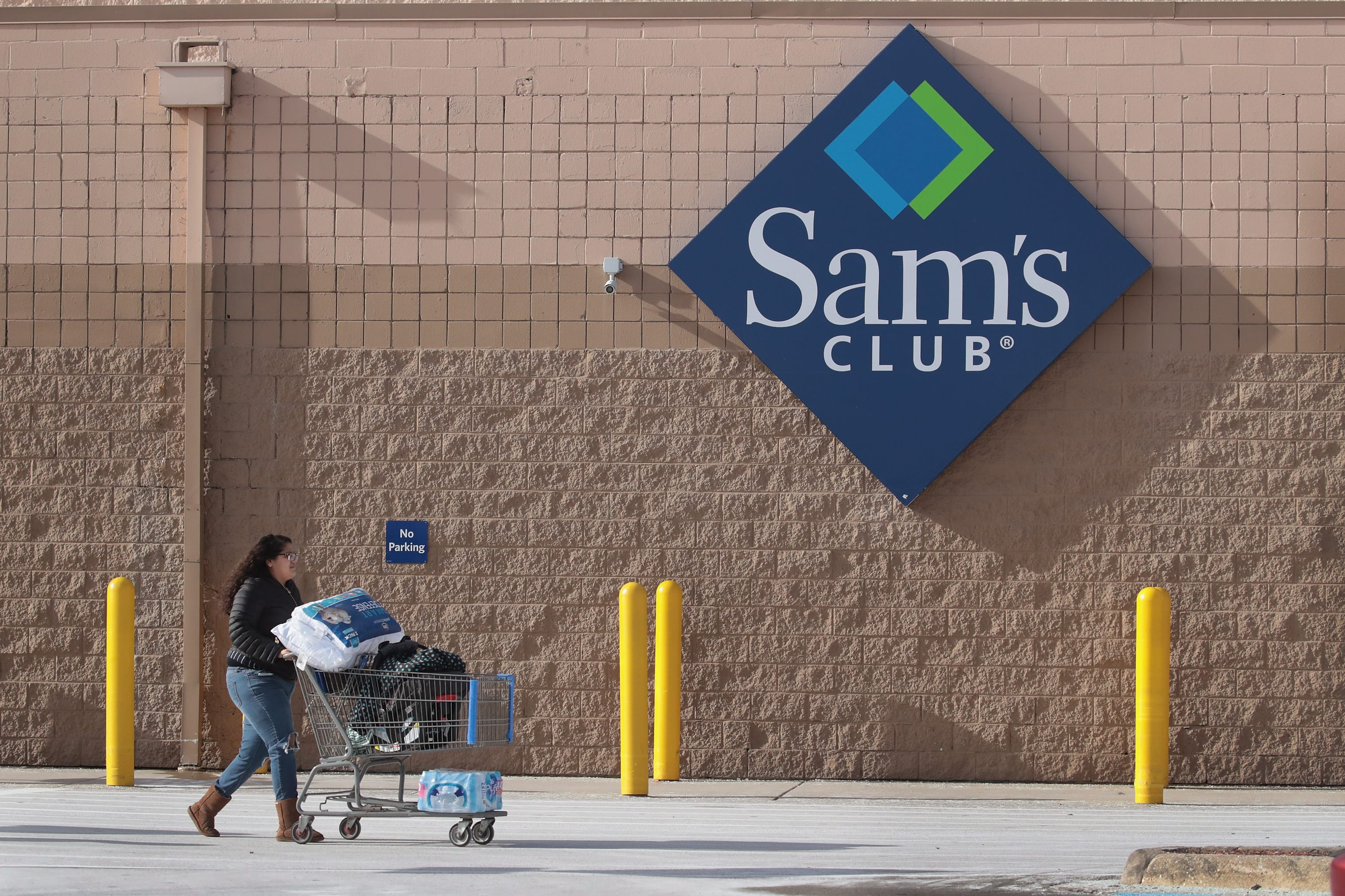 Sam's Club expands same-day grocery delivery through Instacart