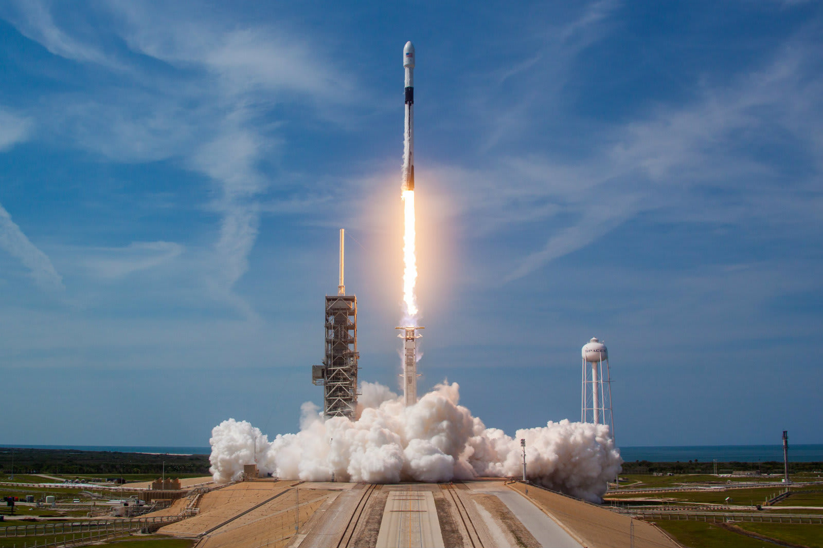 Image result for Falcon 9 rocket