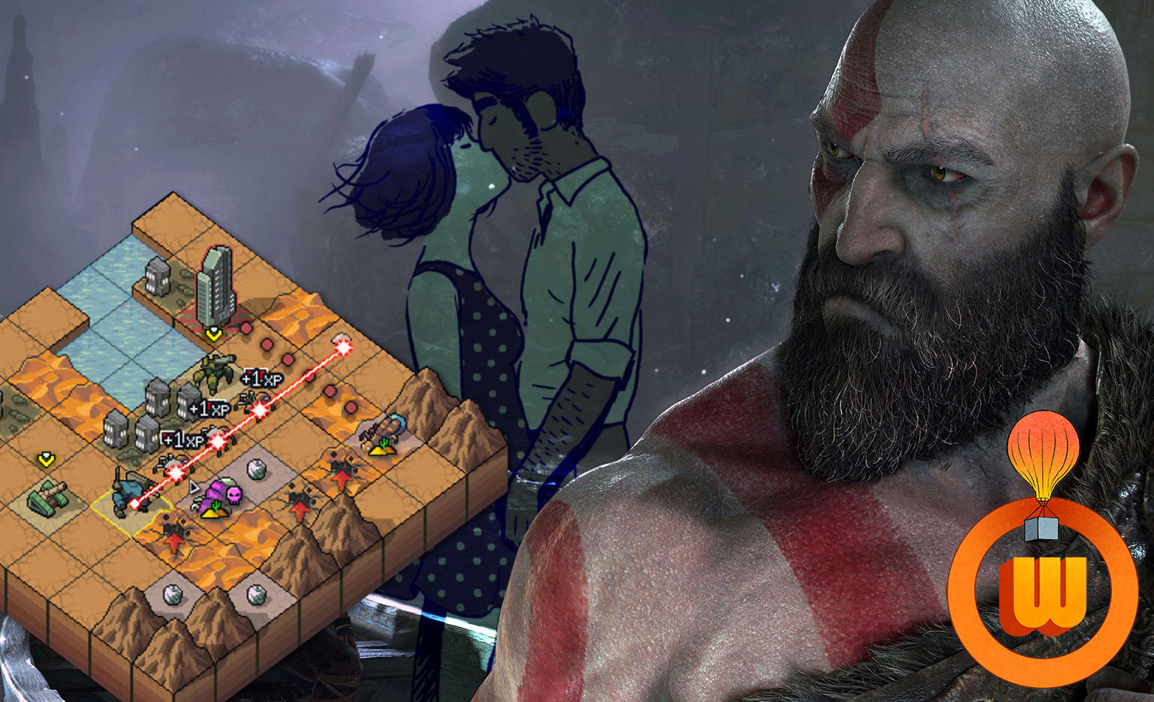 Our favorite games of 2018