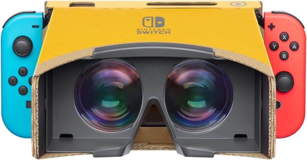 Nintendo Labo VR review: Cute, cardboard and kinda boring