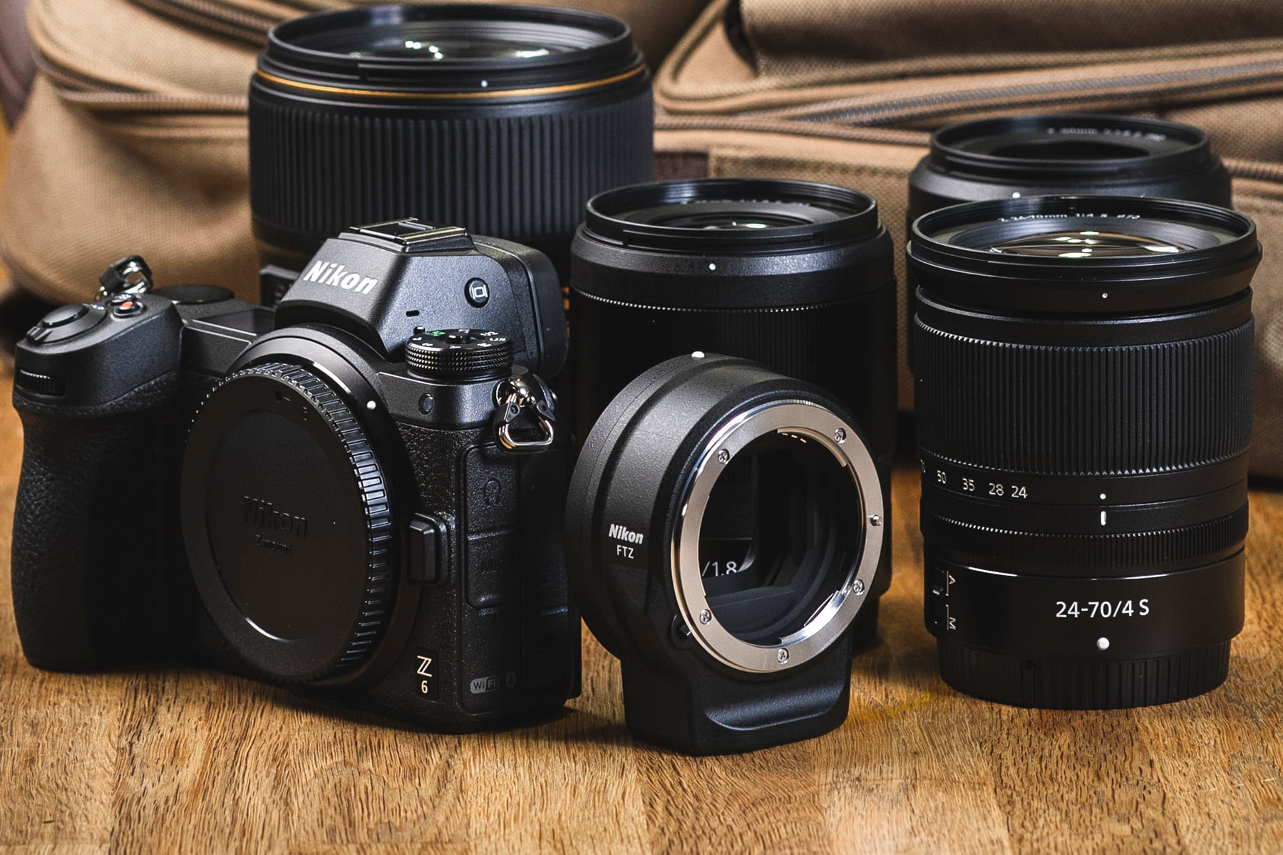 fab513dabec8 How to pick a lens for your mirrorless camera in 2019