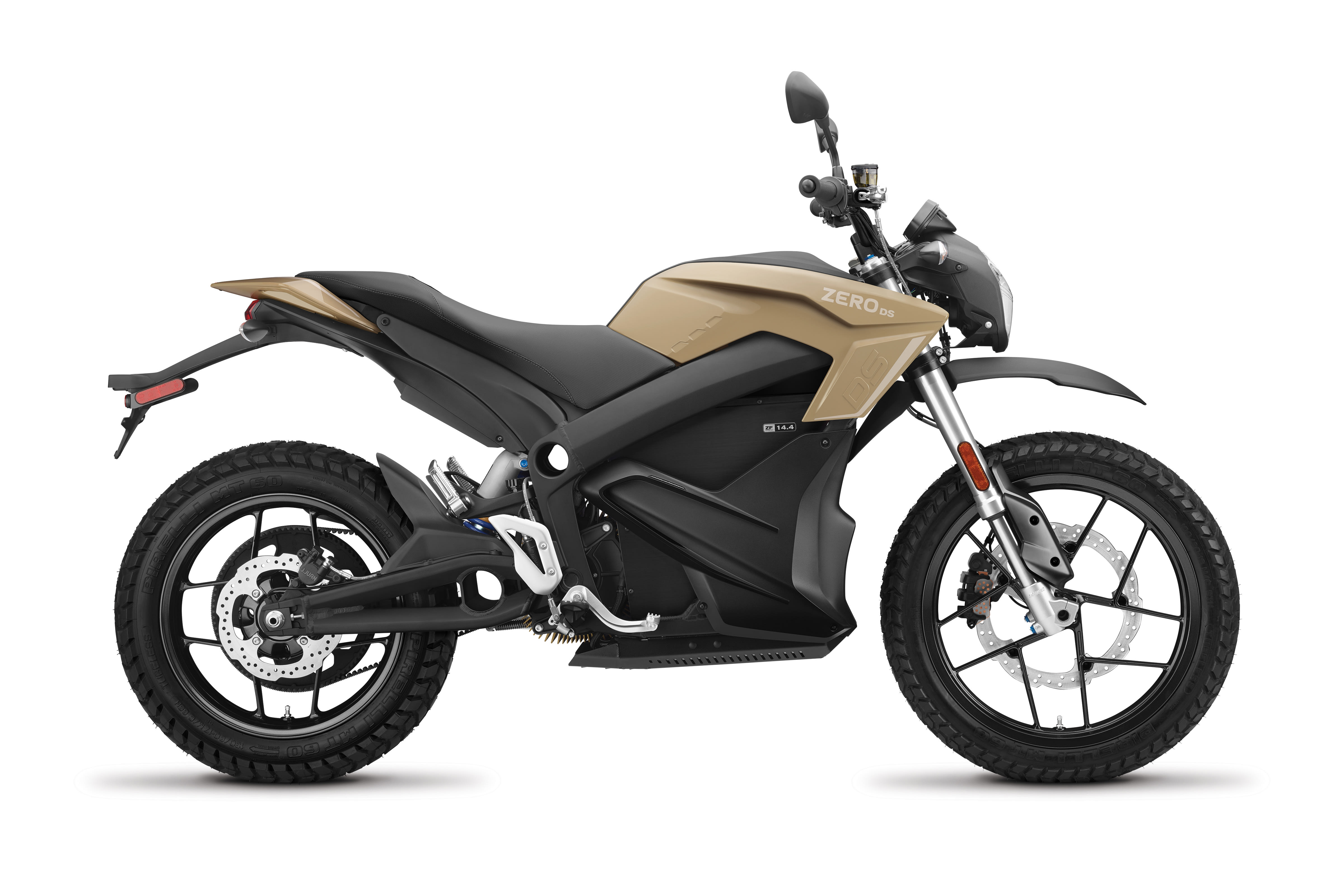 DS Electric Motorcycle