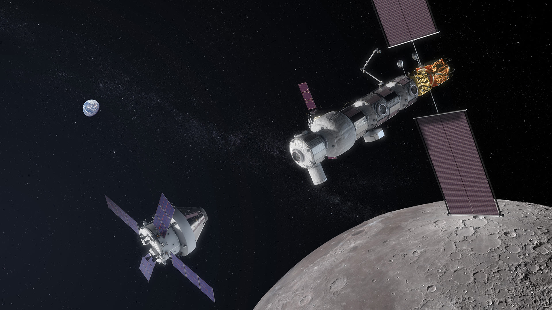Nasas Plan To Return To The Moon With Project Artemis
