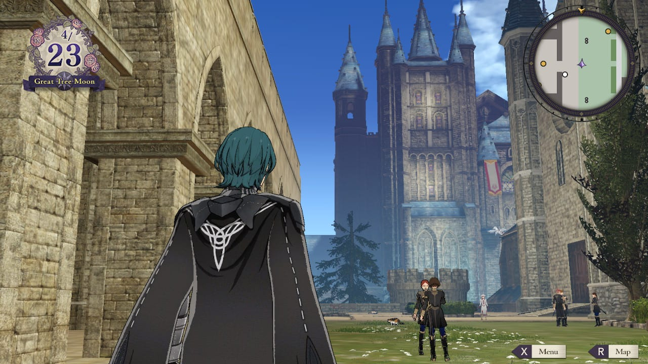 fire emblem three houses classes