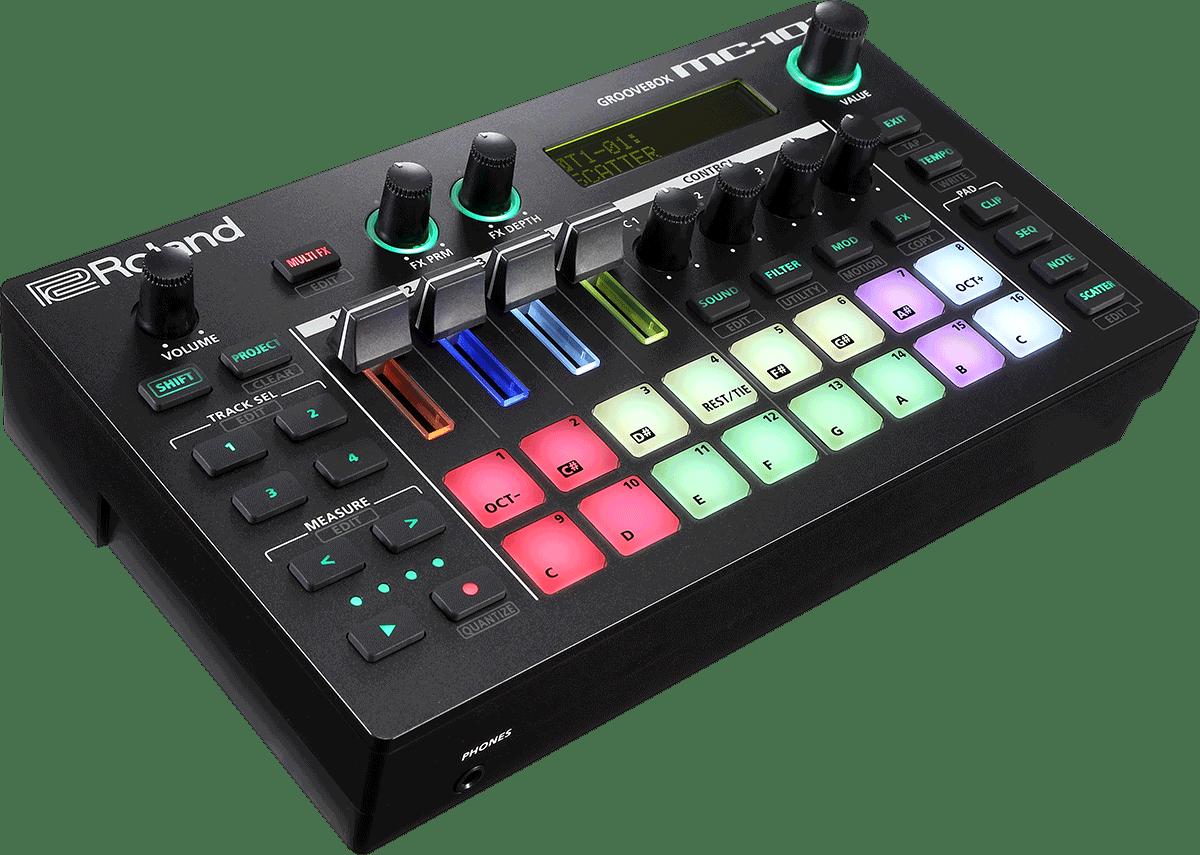 MC-101 Groovebox