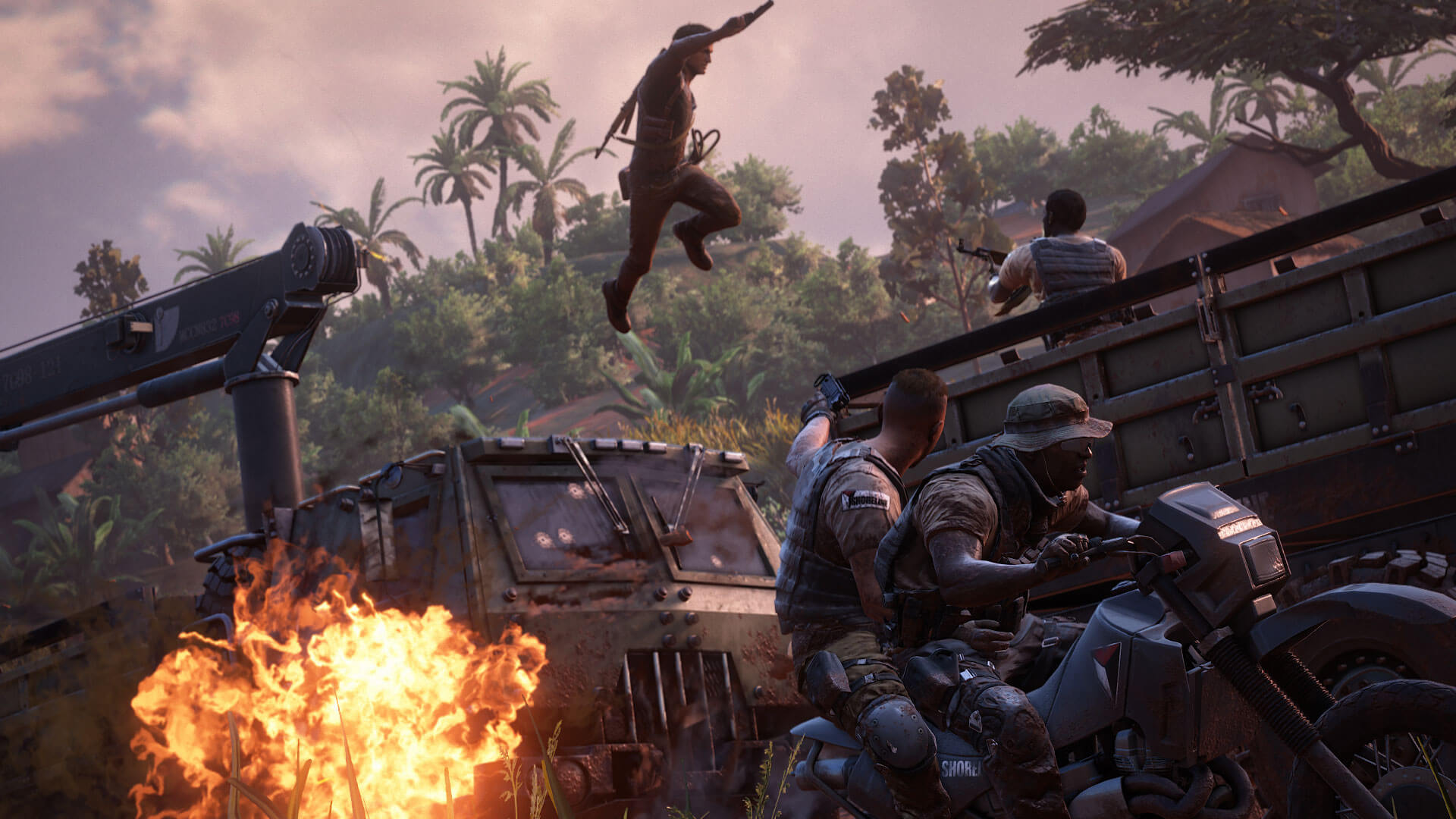 Uncharted' is a perfect globe-trotting break from quarantine ...