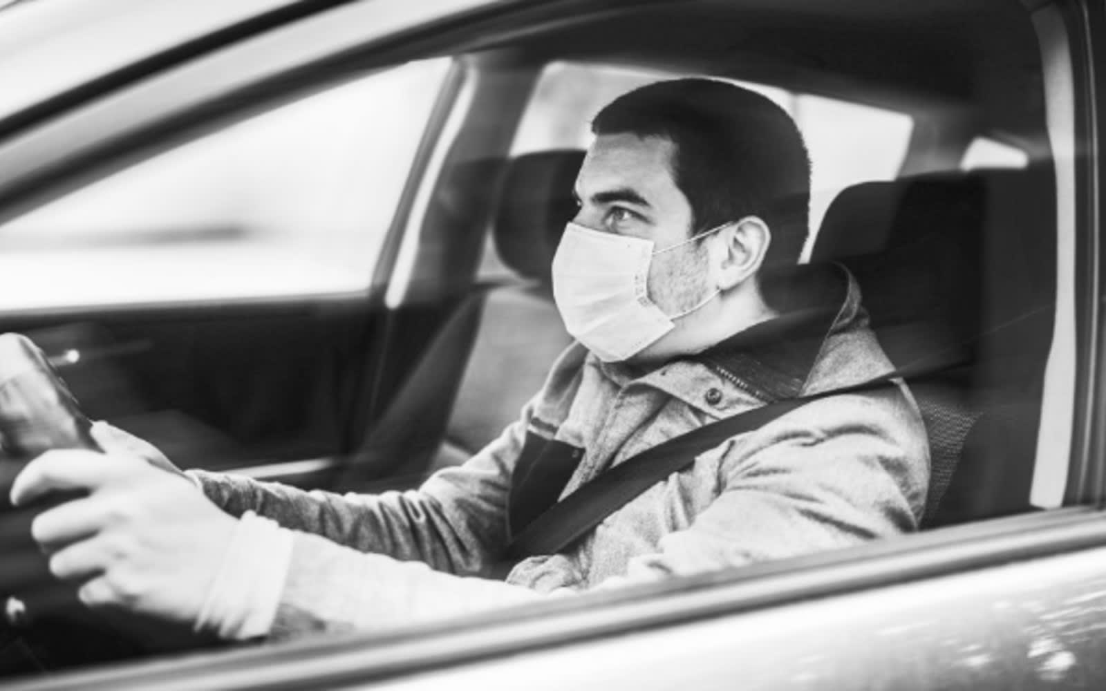 Uber will require riders and drivers to wear face masks starting ...