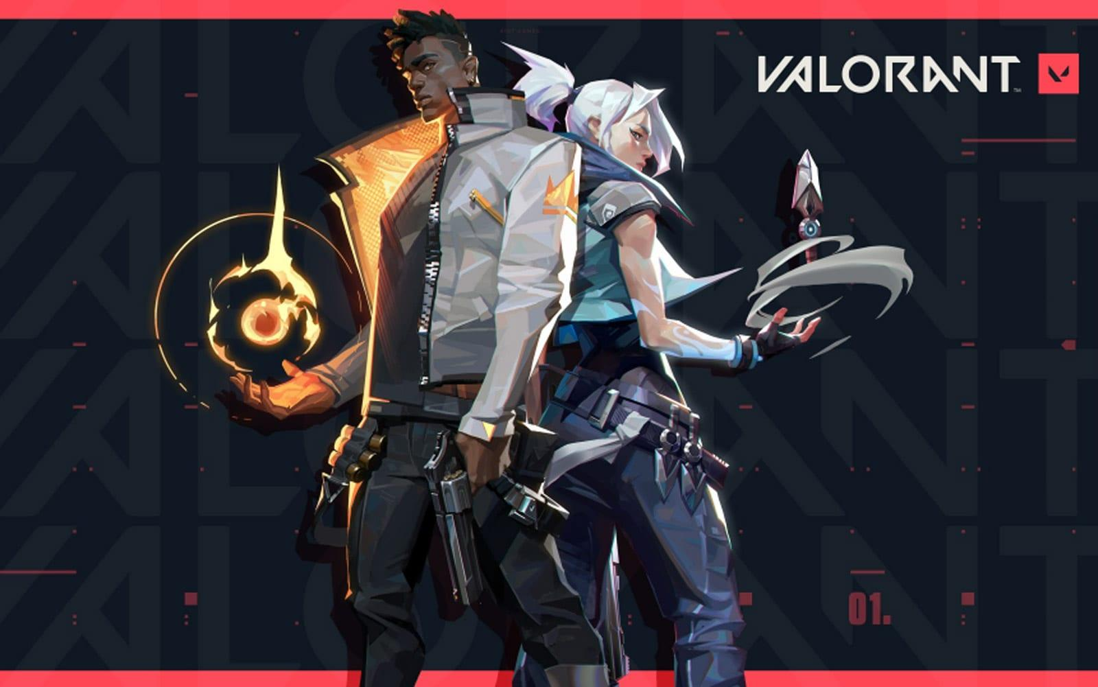 Riot's competitive hero shooter 'Valorant' enters closed beta next ...