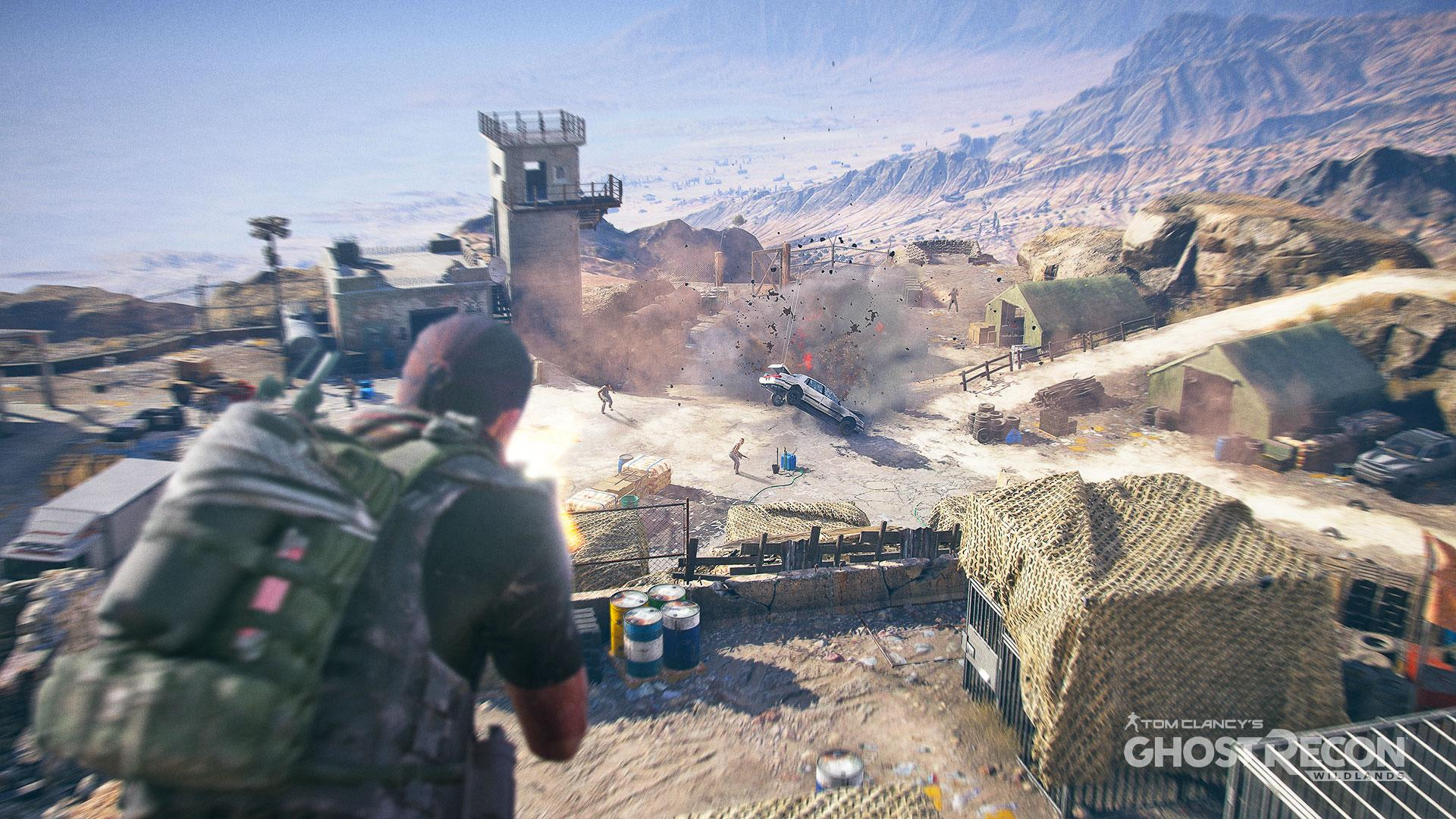 Ghost Recon Wildlands 40 Season Pass Packs Two Big Expansions