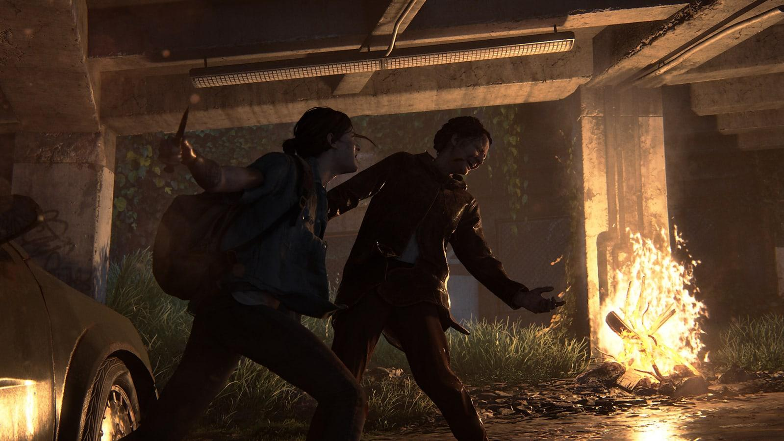 The Last Of Us Part Ii Lands On February 21st 2020 Engadget