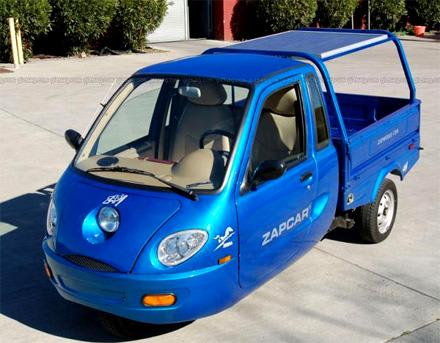 Electric Xebra Xero Car To Offer Solar Power Option Engadget