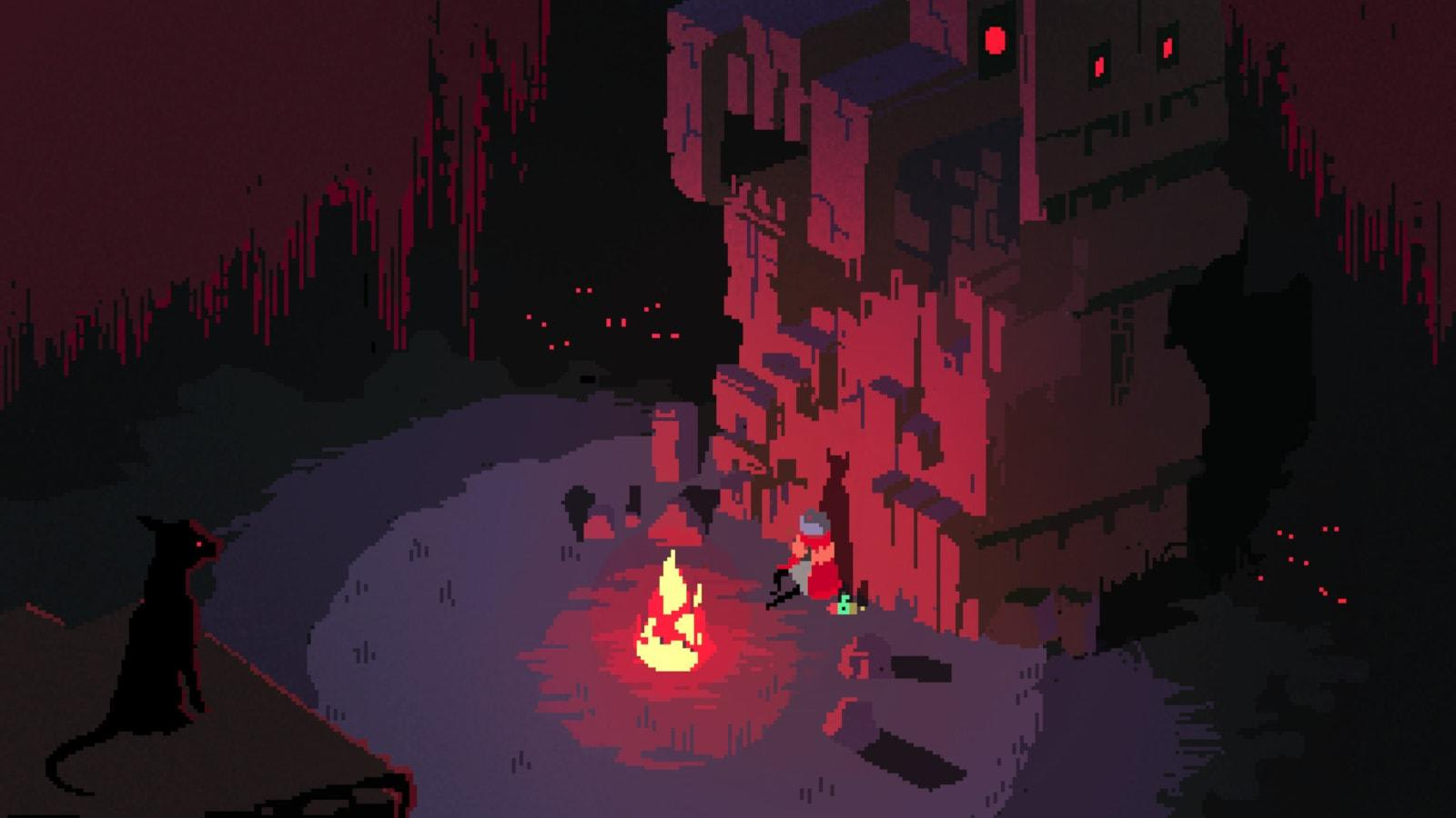 Indie Game Hyper Light Drifter Is Becoming An Animated Series