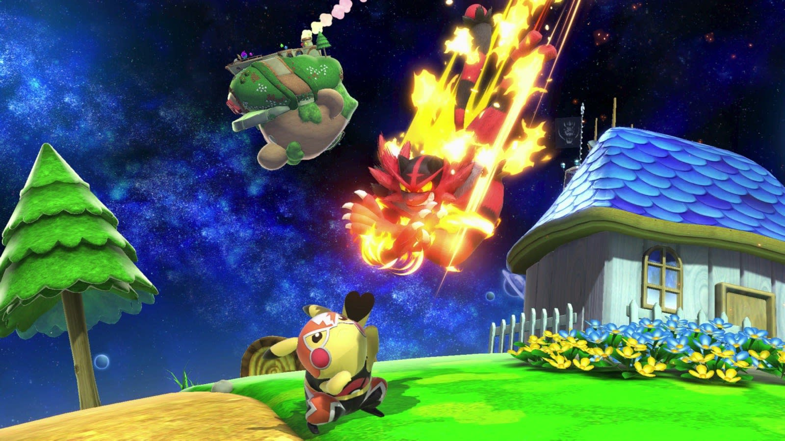 Super Smash Bros Ultimate Is The Perfect Nostalgia Bomb Engadget