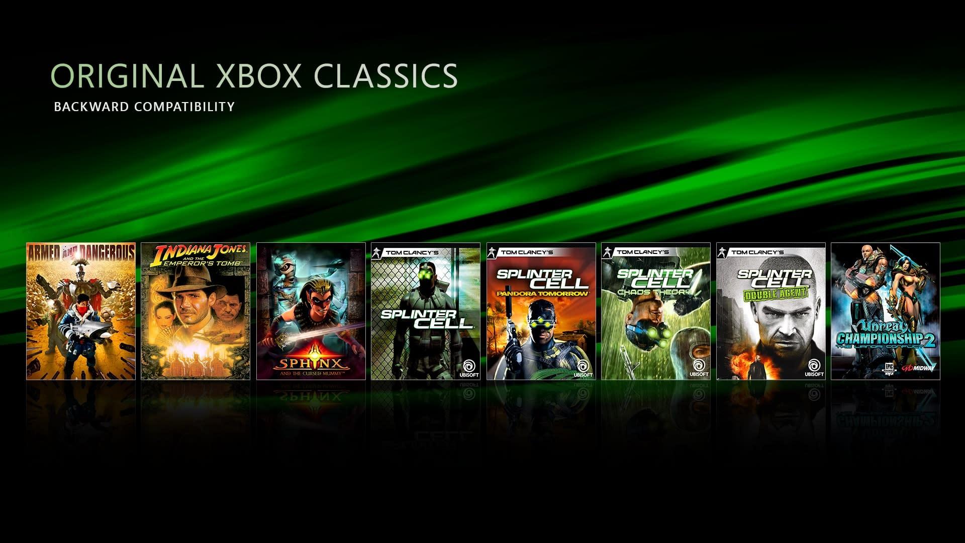 Microsoft S Xbox Xbox 360 Backward Compatibility List Ends Here