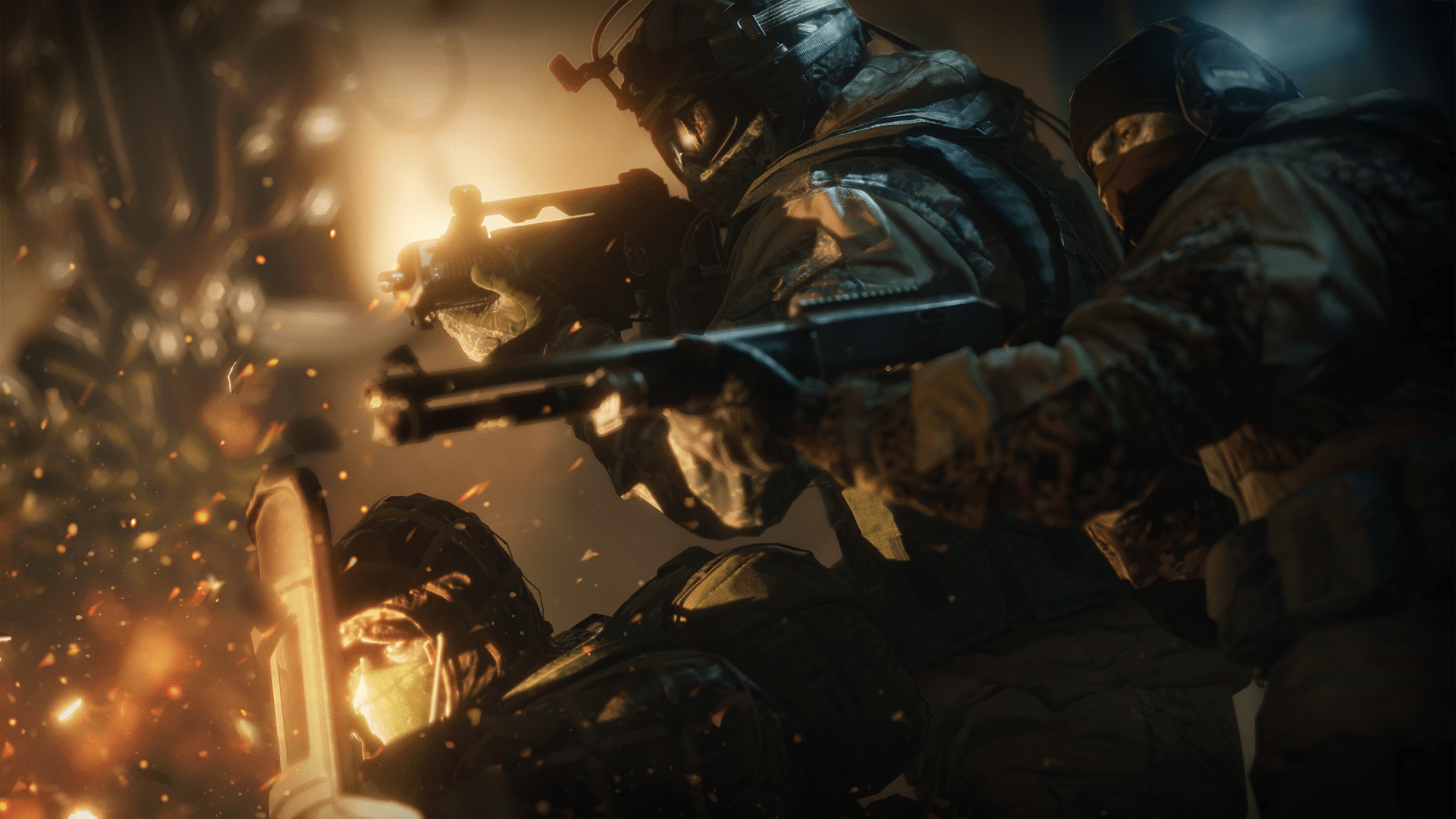 Playdate Breaching And Clearing With Rainbow Six Siege Engadget