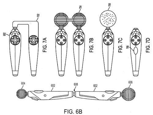 Sony's PlayStation motion controller patents venture into