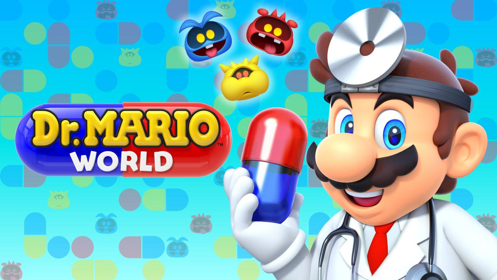 Dr Mario World Hits Ios And Android A Day Early Updated Engadget