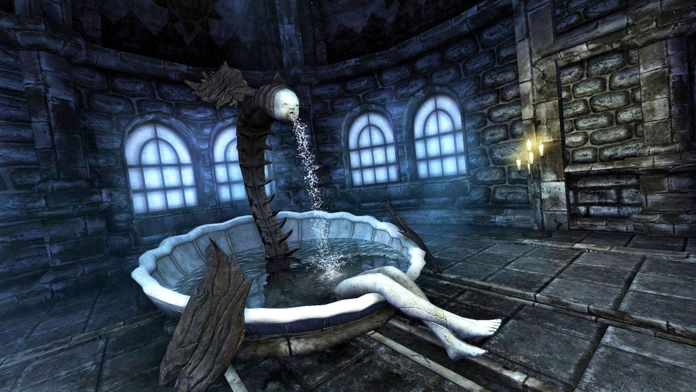 Amnesia' games to scare a new generation of players on PS4 | Engadget