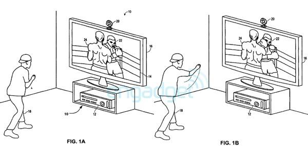 Microsoft's Kinect patent application goes public, reveals