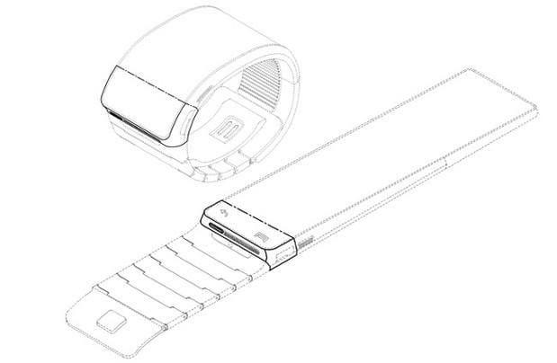 Tentative Samsung smartwatch design unearthed in Korean