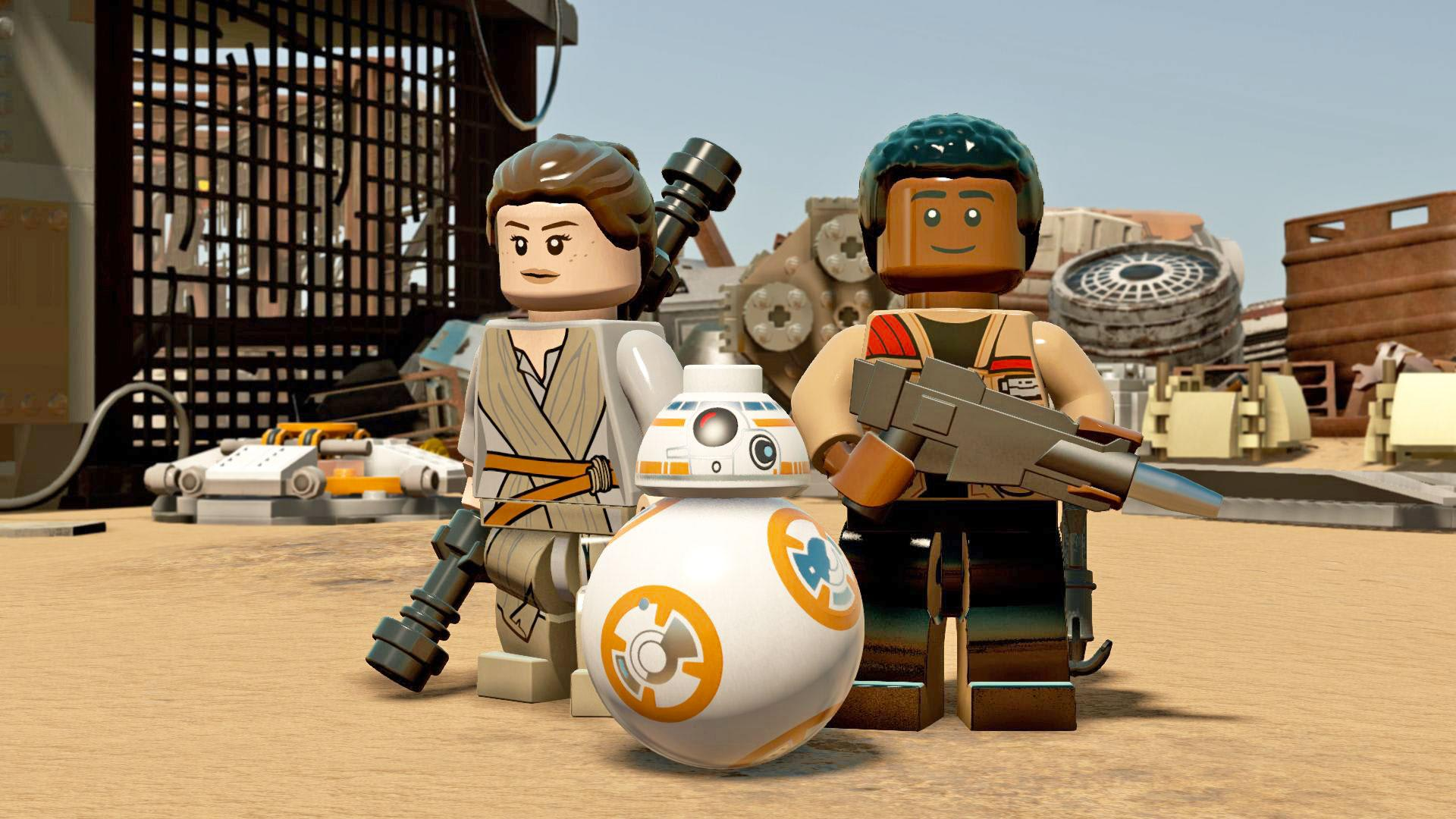 Lego Star Wars The Force Awakens Season Pass Detailed Engadget