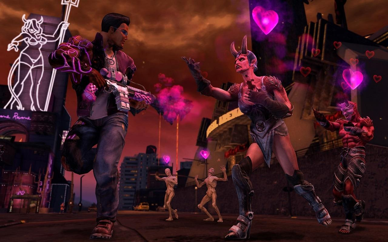 Saints Row Gat Out Of Hell Review Shout At The Devil Engadget