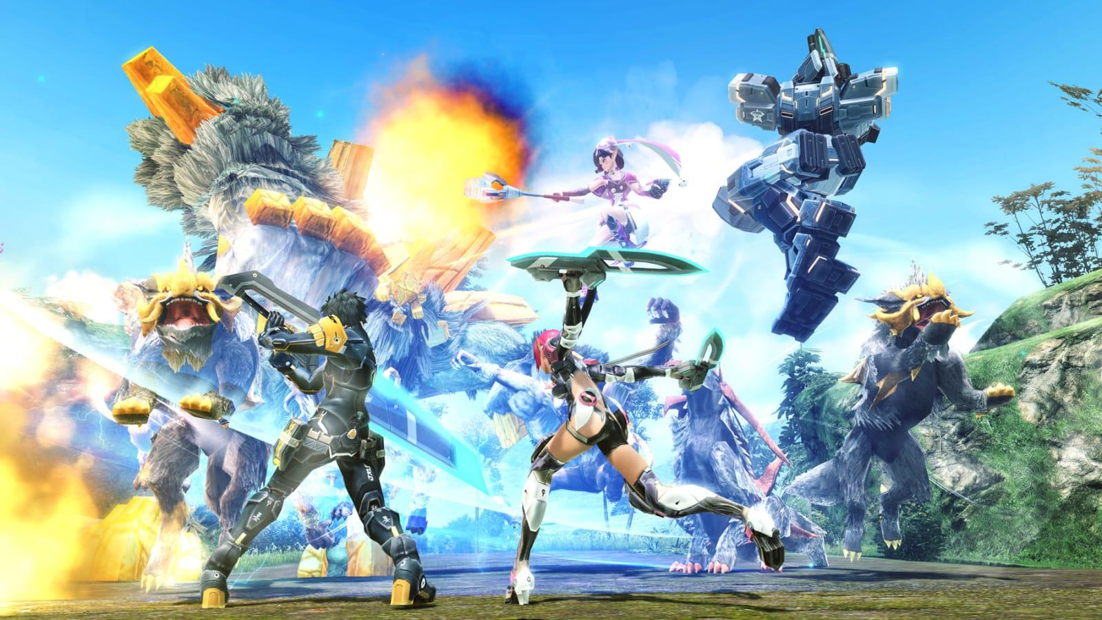 Phantasy Star Online 2 Will Finally Come To North America Next