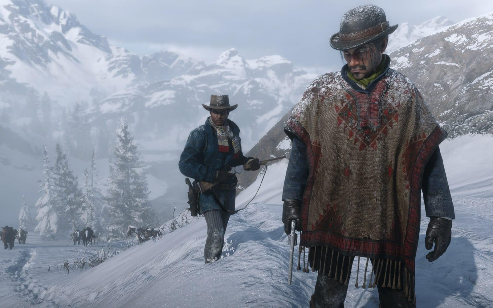 Red Dead Redemption 2 On Pc Will Support 4k And Hdr Engadget