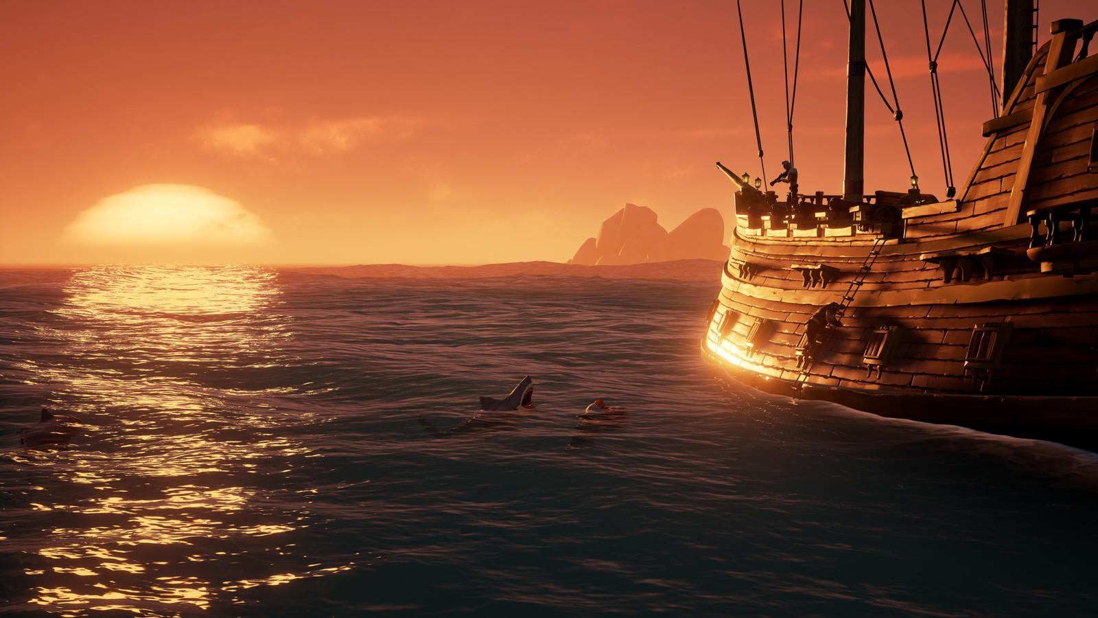 Sea Of Thieves Will Live Or Die By How Its World Grows Engadget