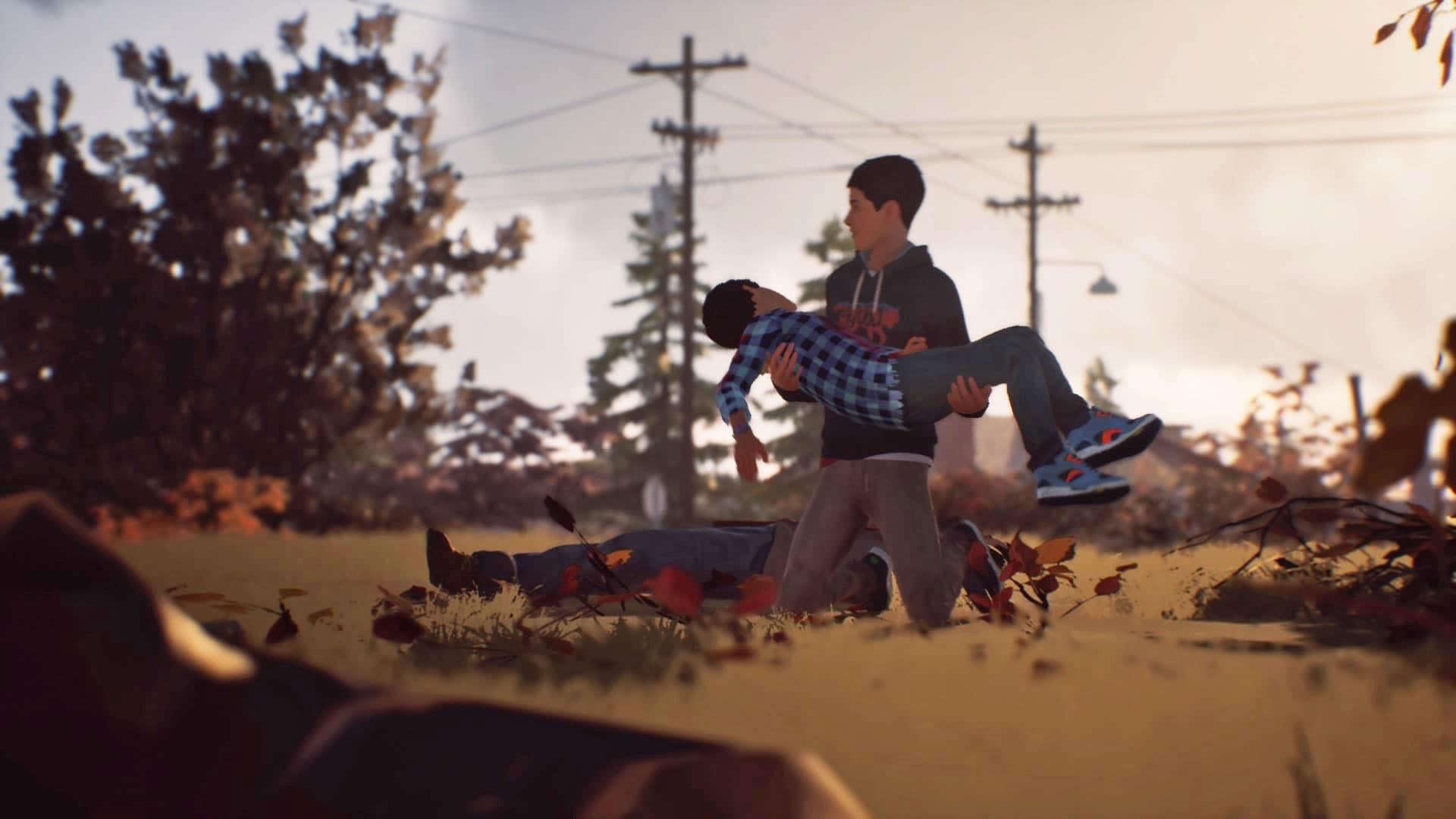 Life Is Strange 2 And The Reality Of Gun Violence In Games Engadget