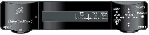 DVR 625