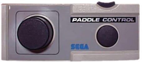 Paddle Control
