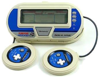 Micro Vs. System Donkey Kong Hockey