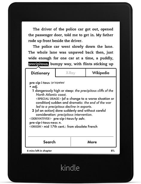 Amazon Kindle Paperwhite Review 2013 Is Last Year S Best