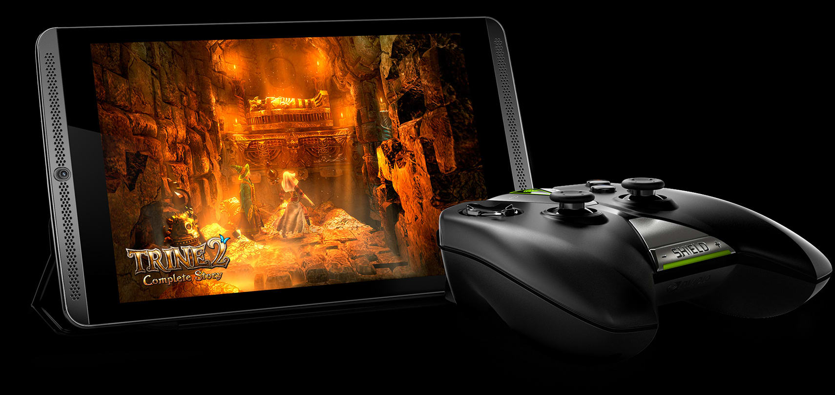 NVIDIA Shield tablet review: a solid slate with a gaming