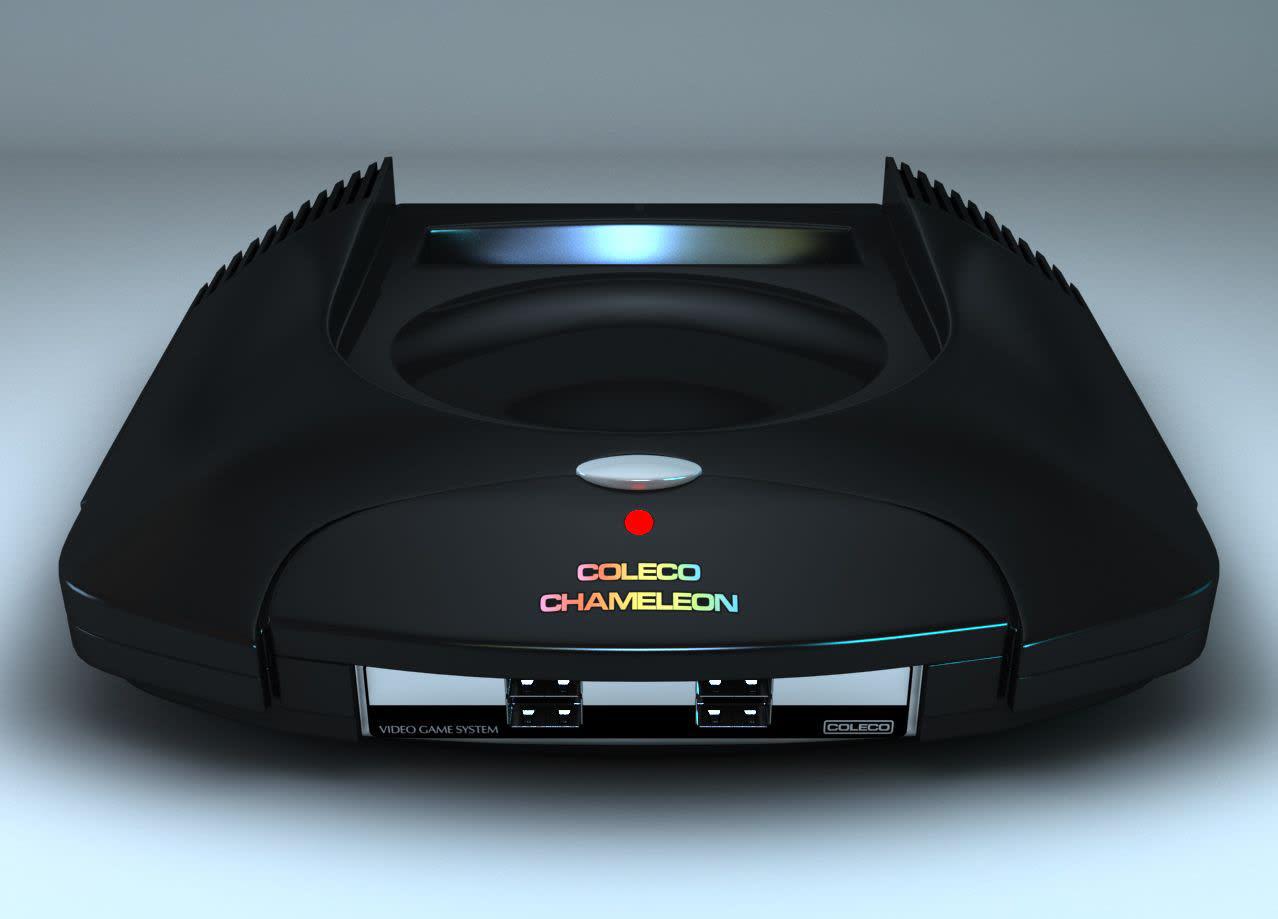 Coleco - Engadget