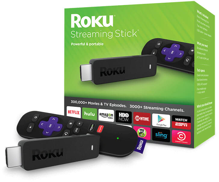 Streaming Stick (2016)