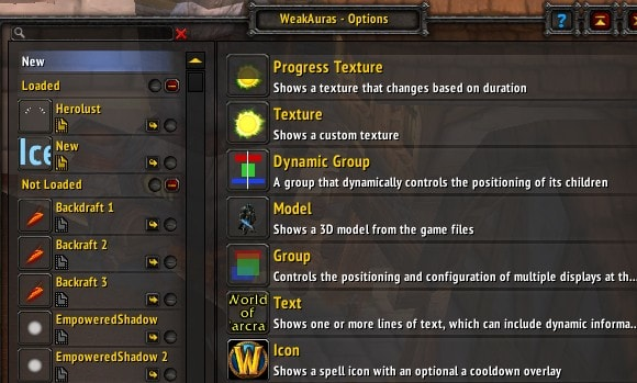 Addon Spotlight: Weak Auras, getting started and strings
