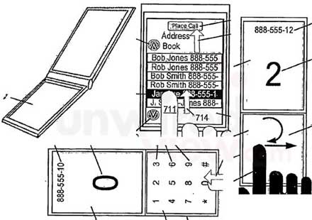 Apple patent application hints at iPhone flip phone