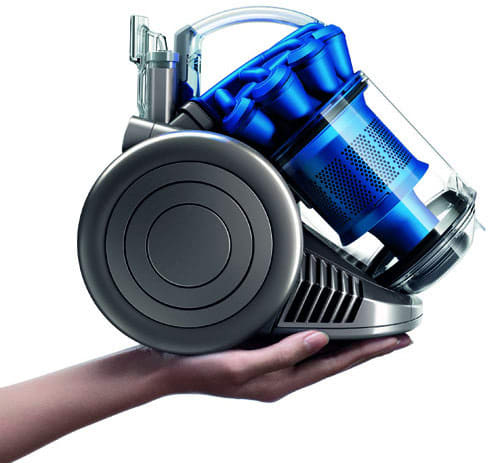 Dyson's City DC26: Finally, A Sucky Vacuum For Those In