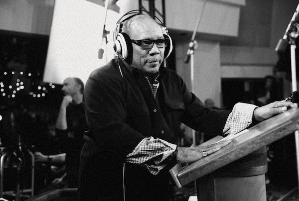 Harman Akg Teams Up With Quincy Jones On Signature Line Of