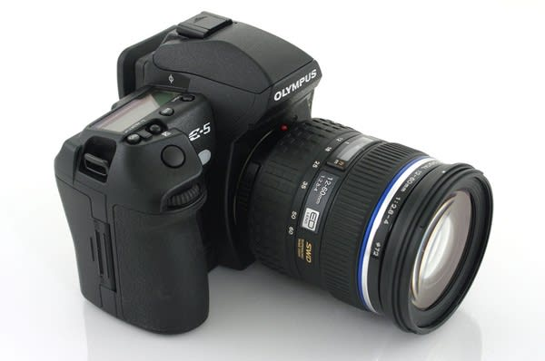 olympus e 5 dslr reviewed solid upgrade for e 3 owners not much appeal for anyone else engadget. Black Bedroom Furniture Sets. Home Design Ideas