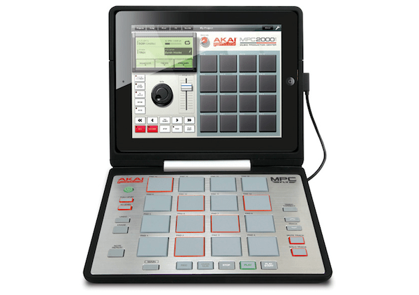 Akai releases MPC Fly for iPad, waits 'til you get the pun