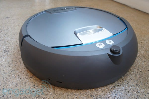 Irobot Scooba 390 Hands On Now With 30 Degrees More