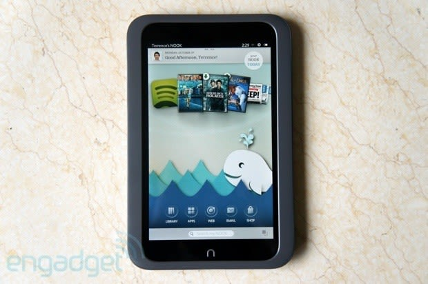 Nook Hd Review A High Def Tablet With The Heart Of A