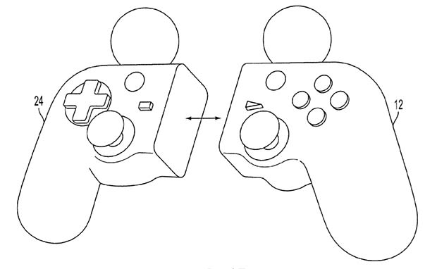 Sony patent application details hybrid DualShock
