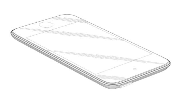 Apple granted design patent for fourth-gen iPod touch
