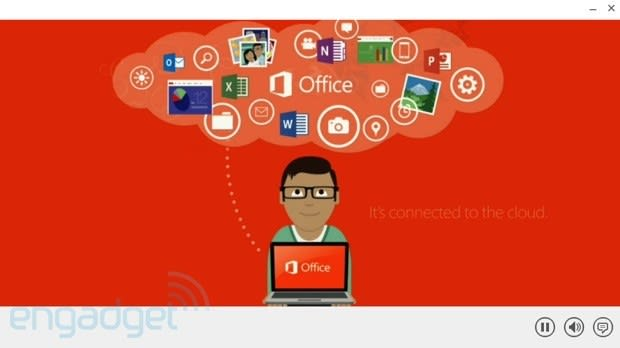 Microsoft exec teases that Office 365 will get new apps, rapid-fire